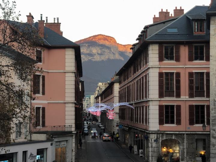 Savoie – Préparer noël àChambéry