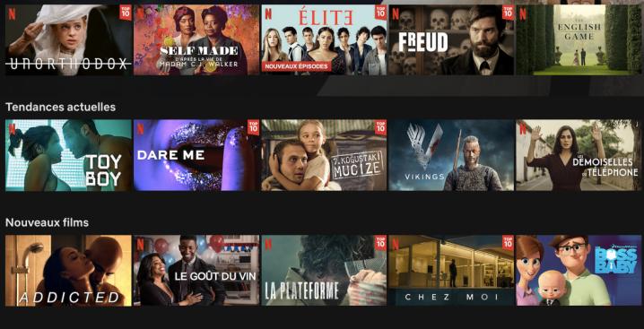 Netflix – Qu'est-ce qu'on regarde après ?[1]